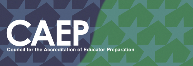 caep banner council for the accreditation of educator preparation